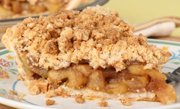 Brown Sugar Apple Pie Recipe - Homemade Apple Pie Recipes