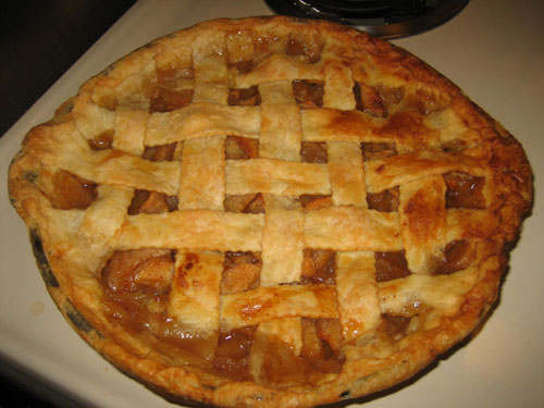 Homemade Apple Pie Recipies